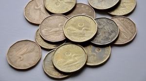 Loose Canadian Coins